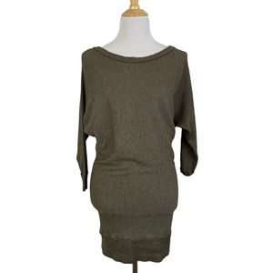 Michael Stars Fitted Dress One Size